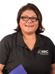 Donna Magana, Office Manager
