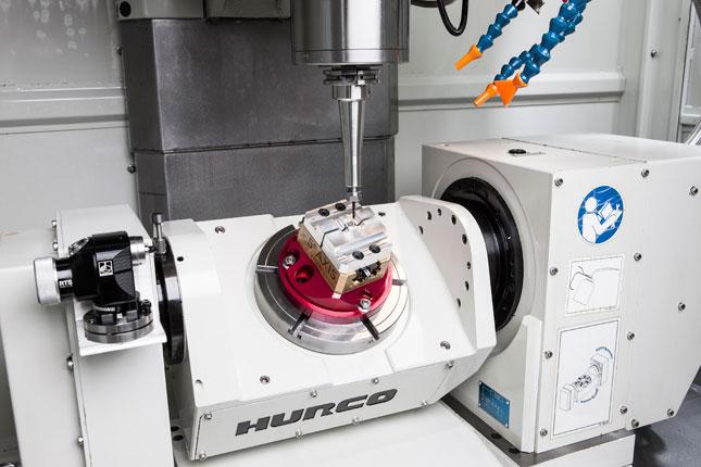 PMC has in-depth machine capabilities